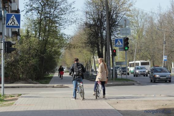 В Великом Новгороде пройдет акция «На работу на велосипеде!»