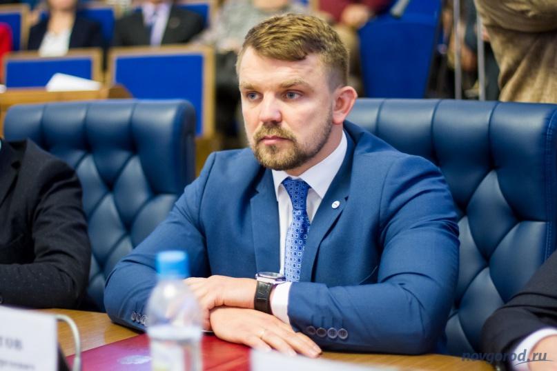 Дмитрий Игнатов. © Фото из архива интернет-портала «Новгород.ру»