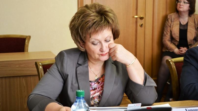 Алла Хорошевская. © novreg.ru