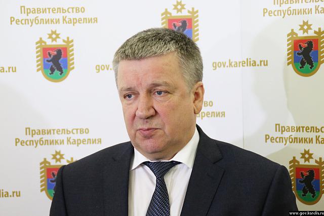 Руководитель Карелии Худилайнен преждевременно сложил полномочия, дав шанс показать себя кандидату В. Путина