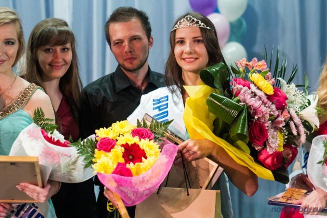 Победительница конкурса Мария Алексеева. © Фото Александра Басуна