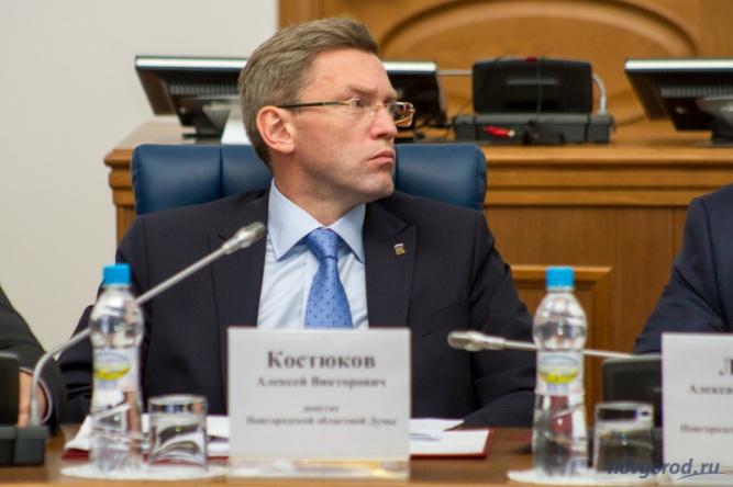 Алексей Костюков. © Фото из архива интернет-портала «Новгород.ру»