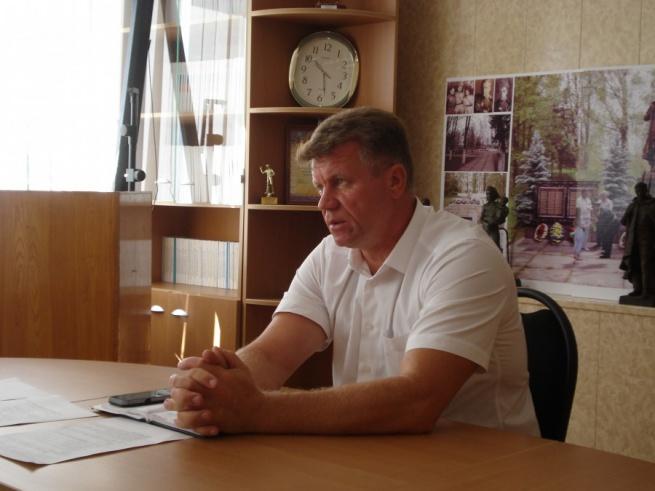 Михаил Некипелов. © Фото с сайта шимский.рф