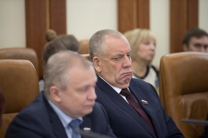 Фото с сайта Совета Федерации www.council.gov.ru ©