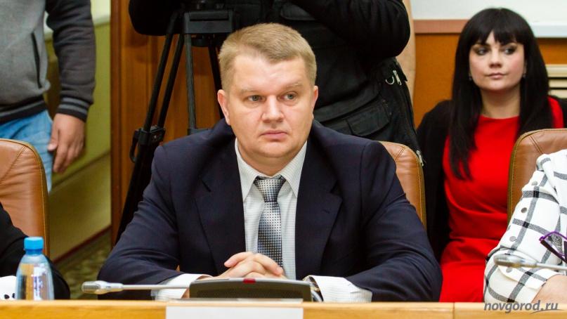 Владимир Федотов. © Фото из архива интернет-портала «Новгород.ру»