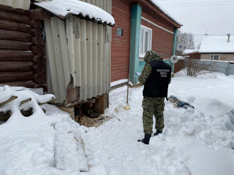 © СУ СКР по Новгородской области