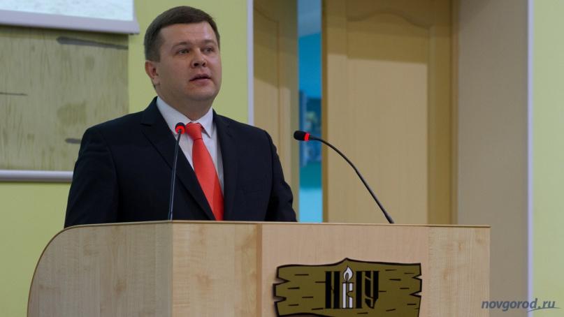 Юрий Боровиков. © Фото из архива интернет-портала «Новгород.ру»