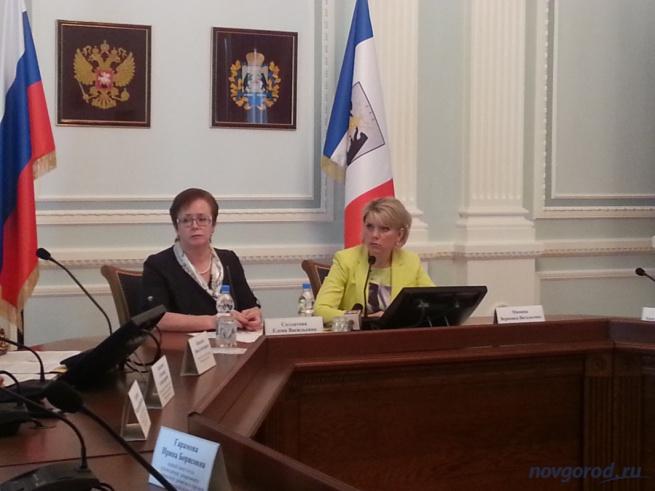 Прошлогодние публичные слушания по бюджету. © Фото из архива интернет-портала «Новгород.ру»