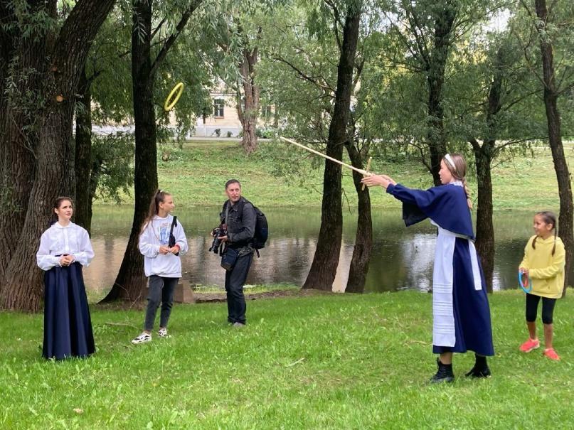 © Министерство культуры Новгородской области
