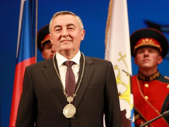 70. 24 сентября в здании областной филармонии состоялась торжественная инаугурация мэра Великого Новгорода Юрия...