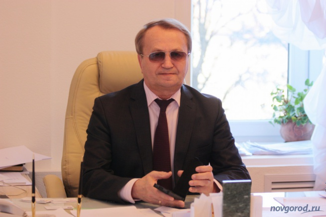 Виктор Нечаев. © Фото из архива интернет-портала «Новгород.ру»