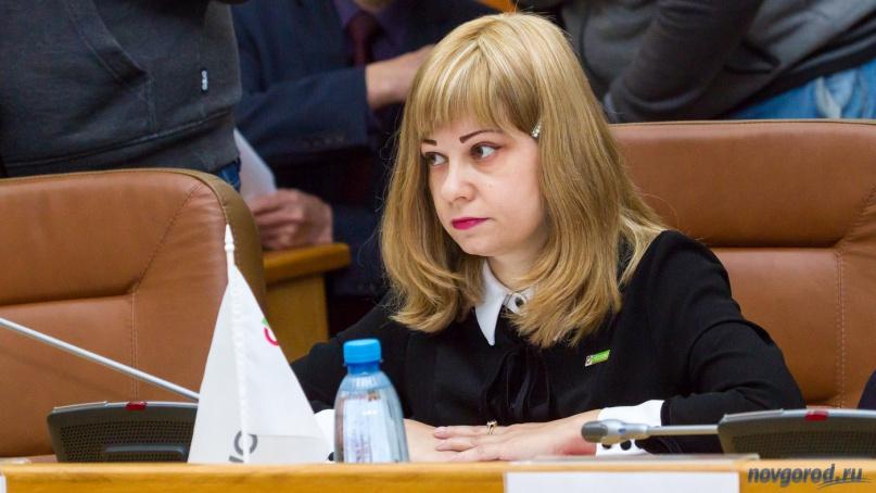 Анна Черепанова. Фото из архива интернет-портала «Новгород.ру» ©