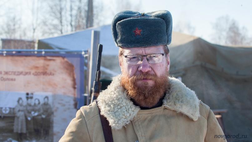 Владимир Львовский. © Фото из архива интернет-портала «Новгород.ру»
