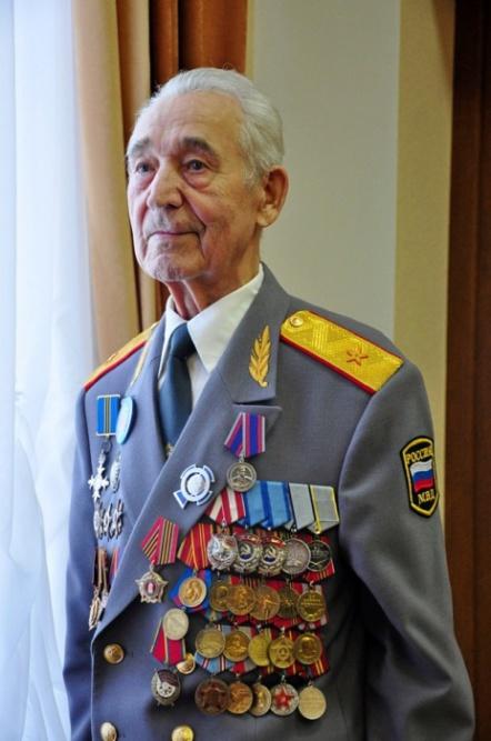 Генерал-майоре милиции Василий Филимоненко. © УМВД России по Новгородской области