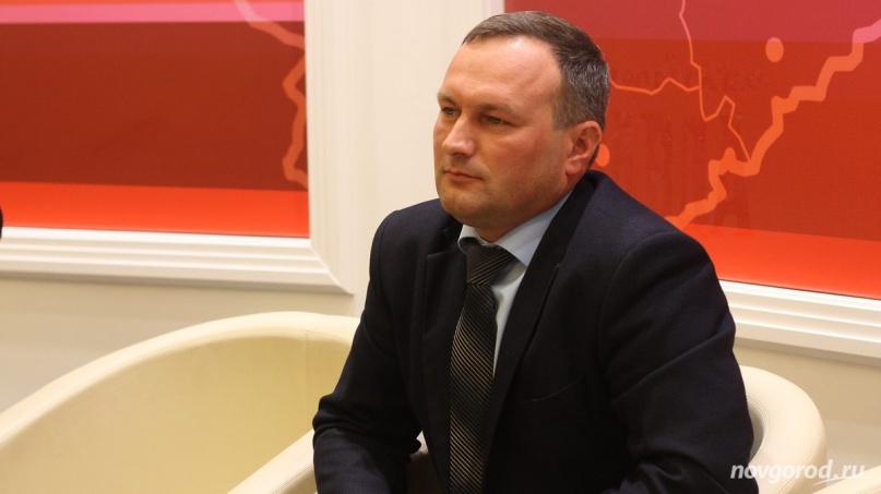 Сергей Бусурин. © Фото из архива интернет-портала «Новгород.ру»