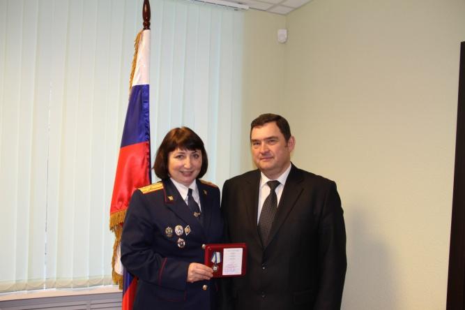 Екатерина Гилина. © Фото пресс-службы СУ СК по Новгородской области