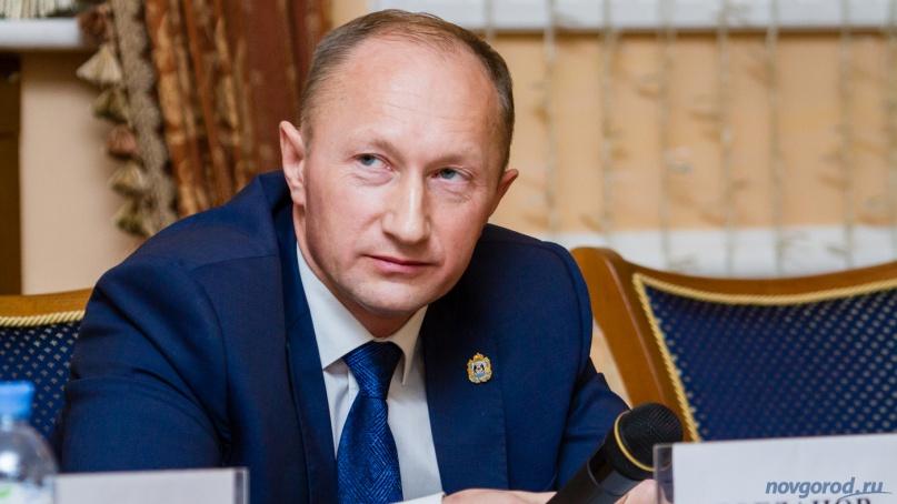 Евгений Богданов. © Фото из архива интернет-портала «Новгород.ру»