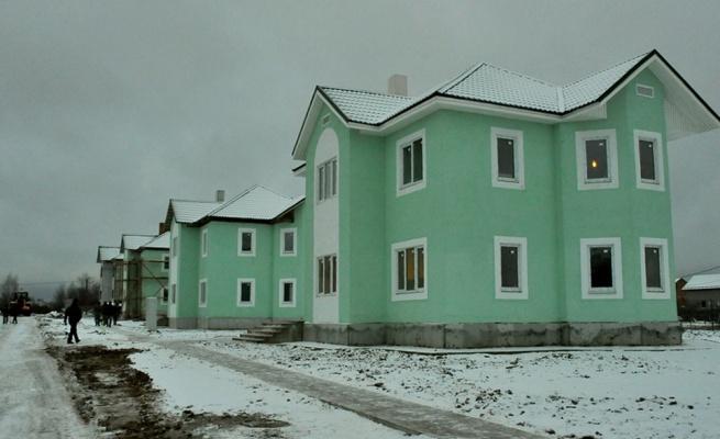 Коттеджный поселок в деревне Волховец. © Фото с сайта www.mitinsg.livejournal.com
