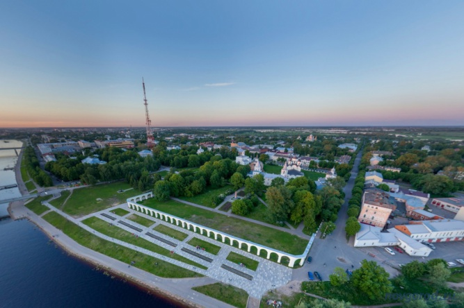 Местом проведения «Ганзейской недели» станет Ярославово дворище.