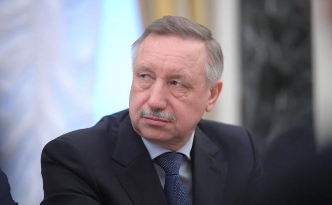 Александр Беглов. © kremlin.ru