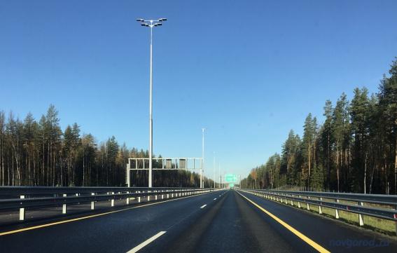 С апреля на 70% протяжённости автомагистрали М11 обещают устойчивую сотовую связь