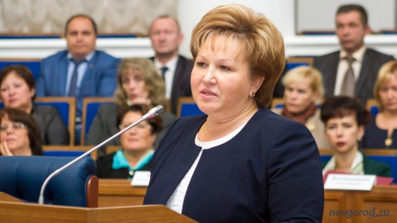 Елена Писарева. © Фото из архива интернет-портала «Новгород.ру»