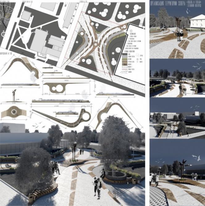 Проект А.Кулаковой. © Изображение с сайта adm.nov.ru