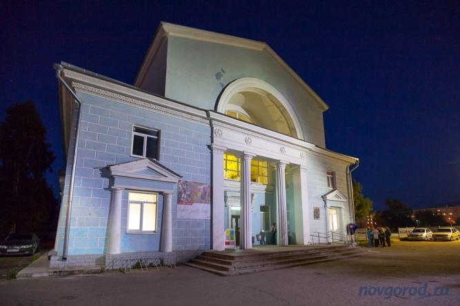 Вокзал в городе Старая Русса. Фото из архива интернет-портала «Новгород.ру» ©