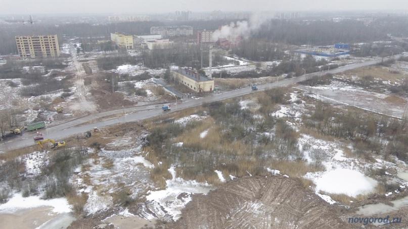 Улица Советской Армии. © Фото из архива интернет-портала «Новгород.ру»