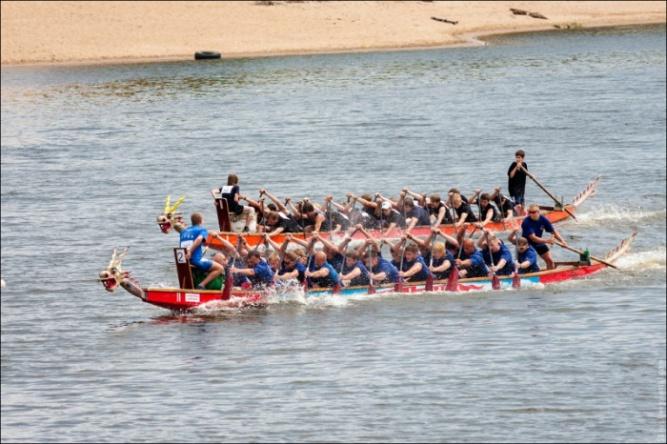 спортивная гребля на лодках