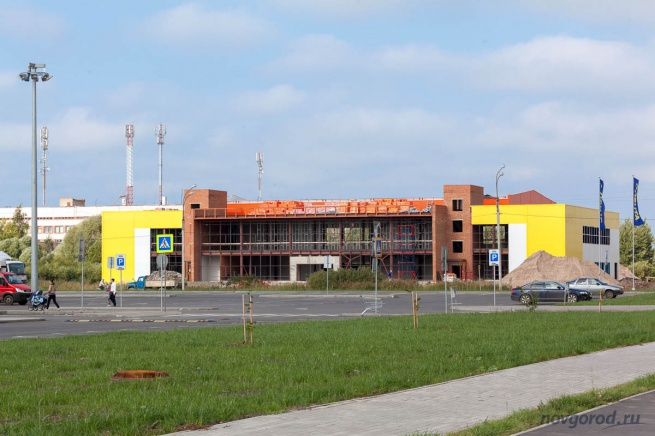 © Фото из архива интетрнет-портала «Новгород.ру»