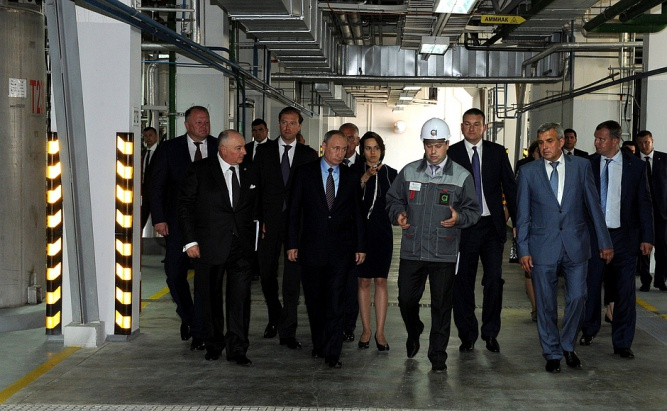 © Фото с официального сайта президента России