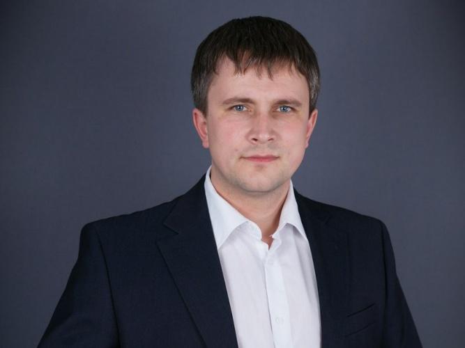 Олег Стрыгин. © Фото с личной страницы в социальной сети