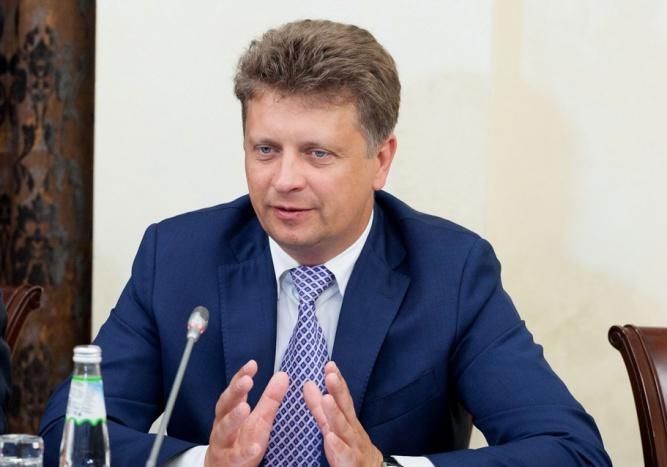 Максим Соколов. © Минтранс РФ