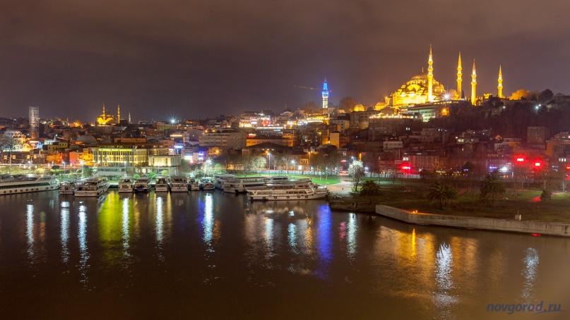 Стамбул. © Фото из архива интернет-портала «Новгород.ру»