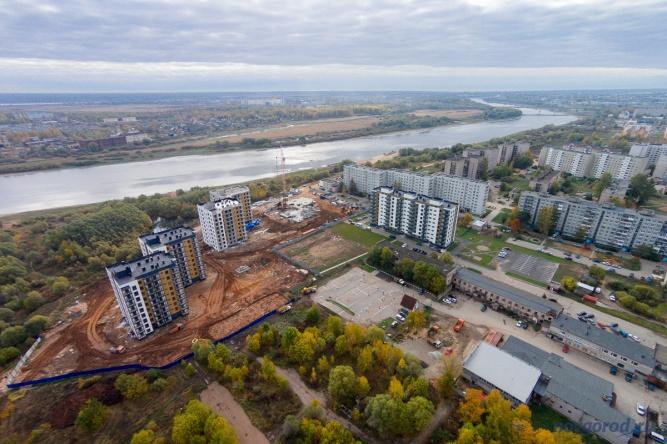 Колмовская набережная, дом 85. © Фото из архива интернет-портала «Новгород.ру»