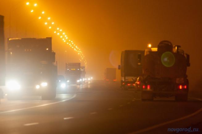 © М10 «Россия» — одна из самых аварийных дорог региона.