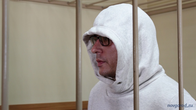 Вадим Фадеев. © Фото из архива интернет-портала «Новгород.ру»