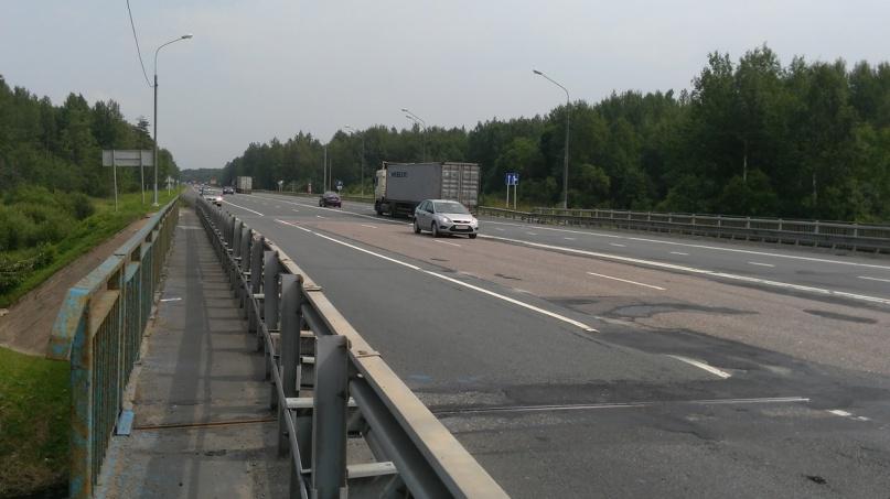 Мост через реку Полисть в деревне Радищево. © Фото из проектной документации