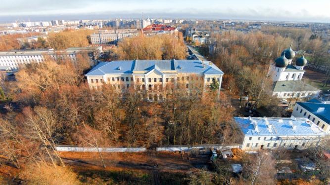 Фото из архива интернет-портала «Новгород.ру» ©