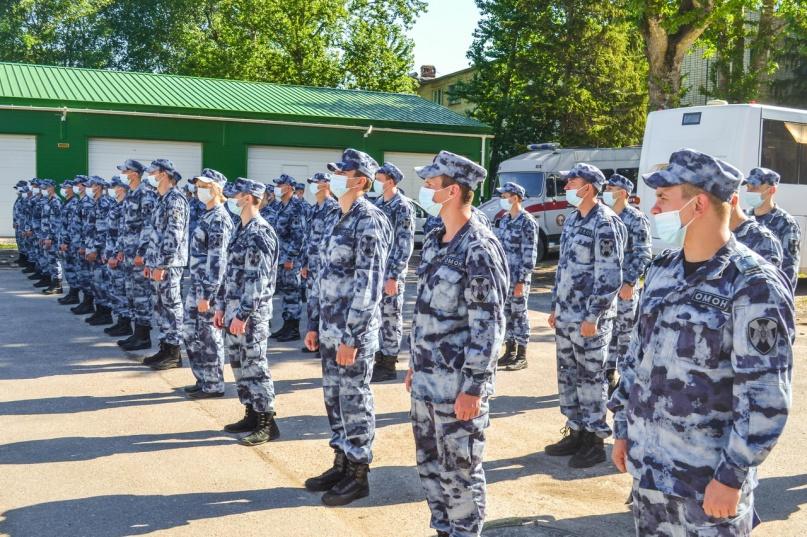 © Пресс-служба Управления Росгвардии по Новгородской области