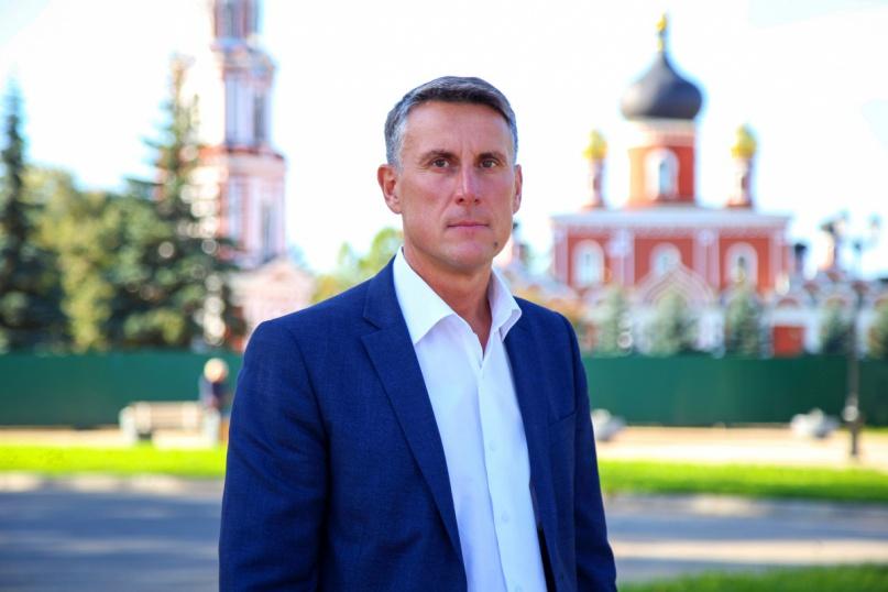 Александр Розбаум. © Газета «Старая Русса»