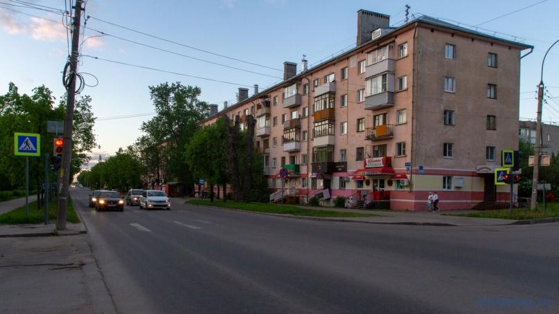 ул. Большая Московская. © Фото из архива интернет-портала «Новгород.ру»