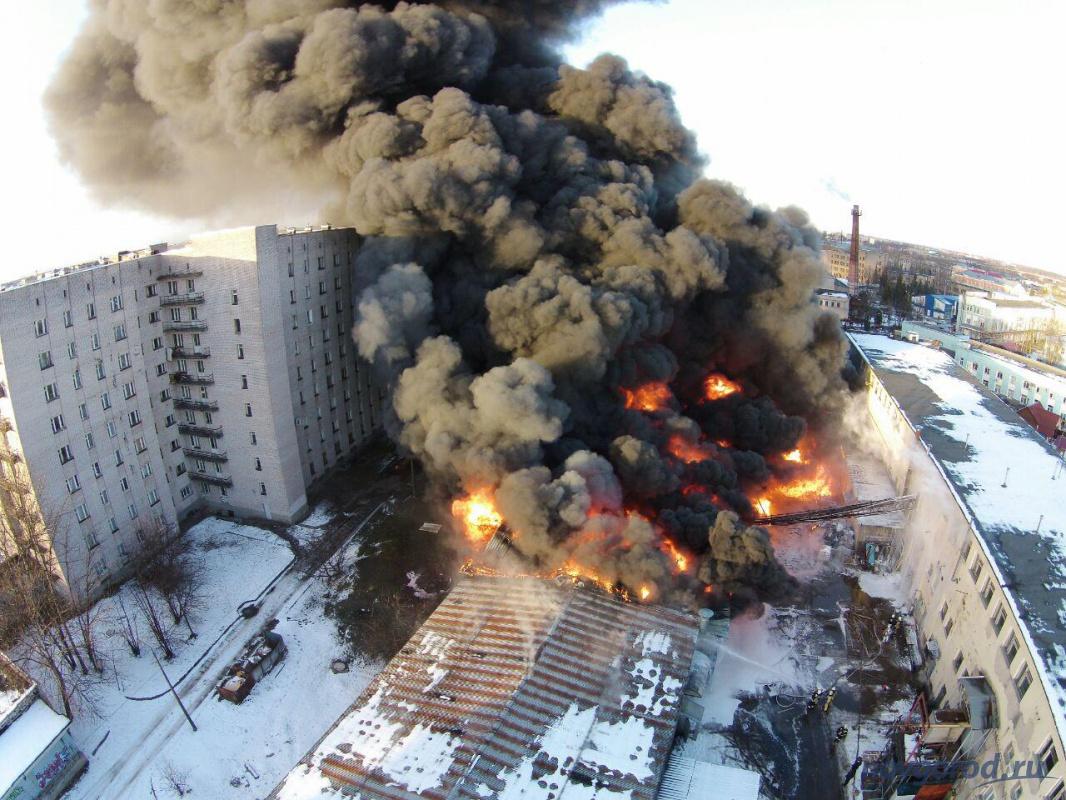пожар в великом новгороде фото предложенного ассортимента стильную