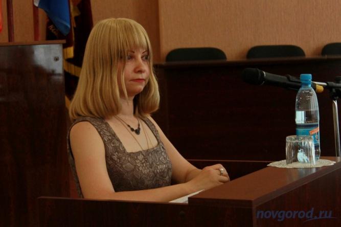 Ксения Черепанова. © Фото из архива интернет-портала «Новгород.ру»