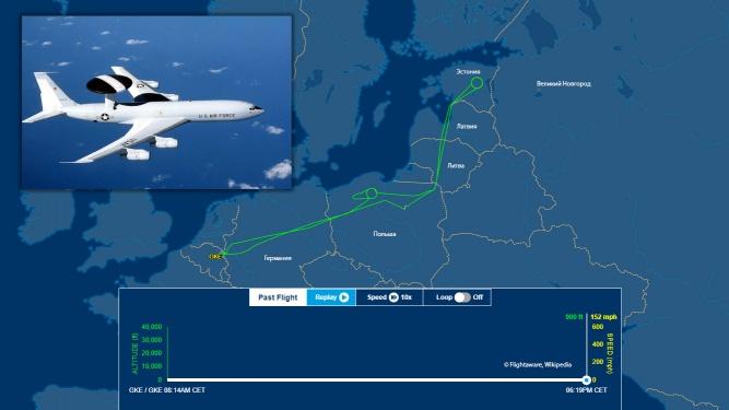 © Скриншоты сайтов FlightAware и Википедия