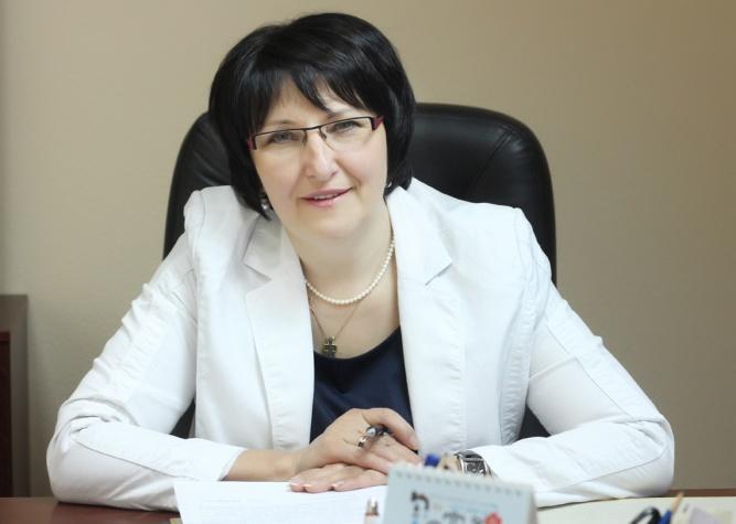Валентина Захаркина. © Департамент архитектуры и градостроительной политики Новгородской области