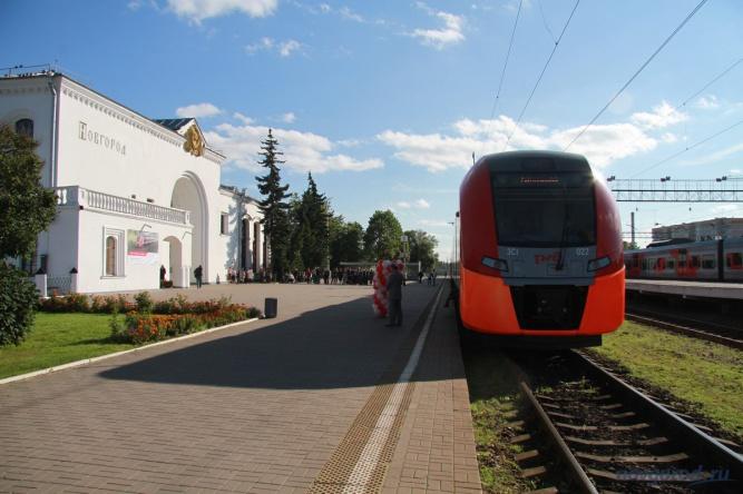 ласточка поезд смоленск москва фото