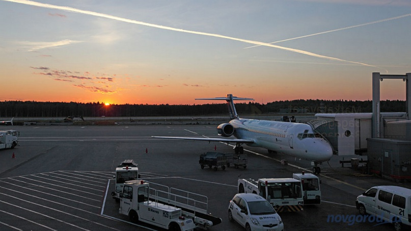 Helsinki Vantaa Airport. © Фото из архива интернет-портала «Новгород.ру»
