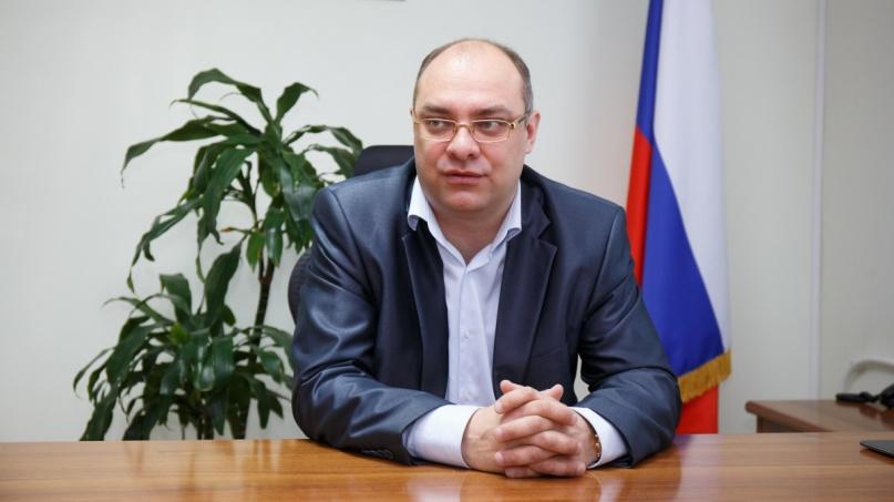 Сергей Вяткин. © Фото из архива интернет-портала «Новгород.ру»